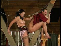 Amazing Strapon Sex