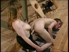 Amateur Strapon Sex